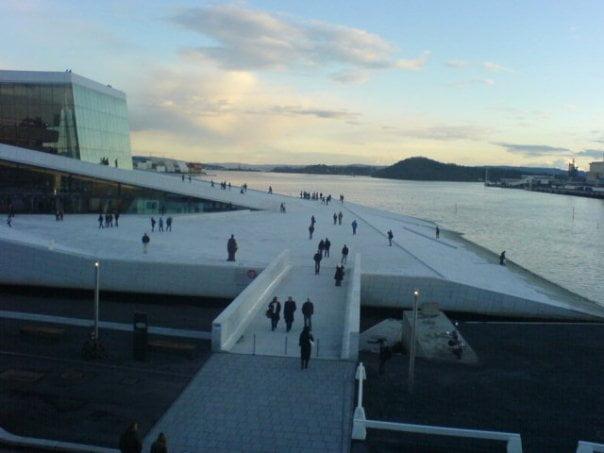 Den norske Operaen i Bjørvika