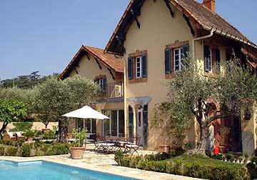 vingårder provence