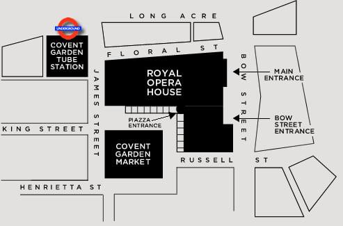Kart Royal Opera House