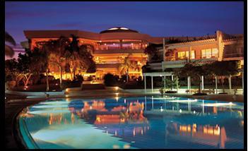 Ritz Carlton Sharm el Sheik - by night