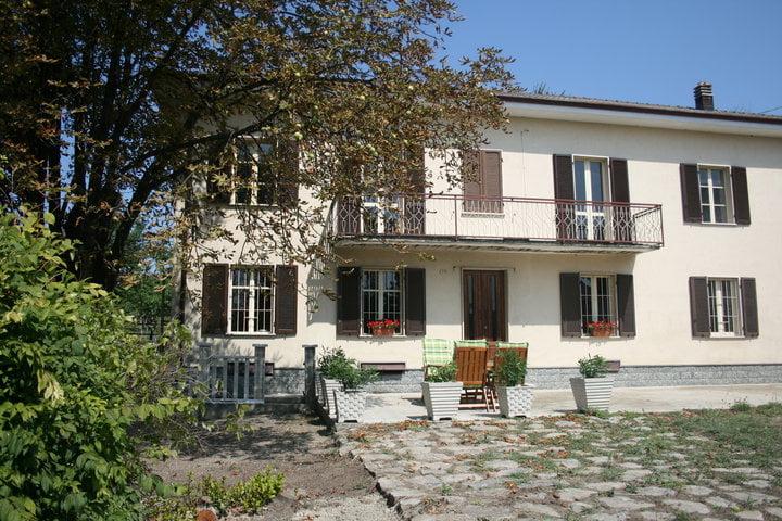 Vingård i Piemonte - Cascina Catagna