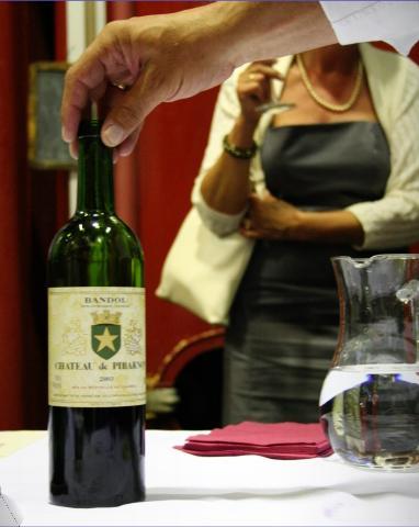 Rødvin fra Bandol