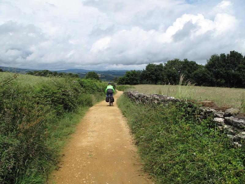 pilgrimsreise sykkel