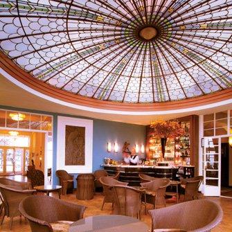 Bar Burgh Island Hotel