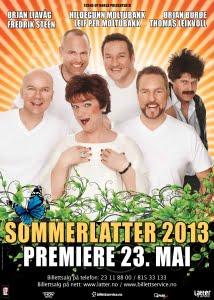 Sommerlatter 2013