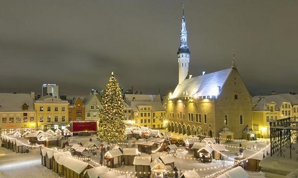 Julemarked Estland