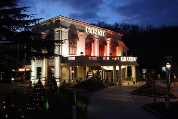 Monte Carlo Casino som feriemål