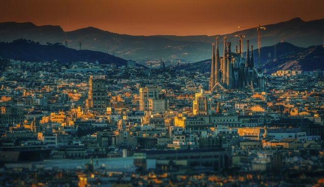 Utforsk vakre Barcelona